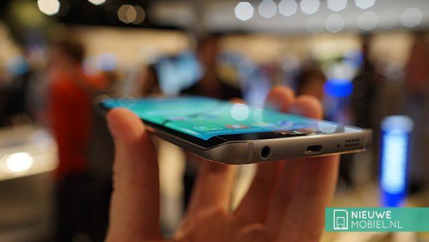 Samsung Galaxy S6 edge curve