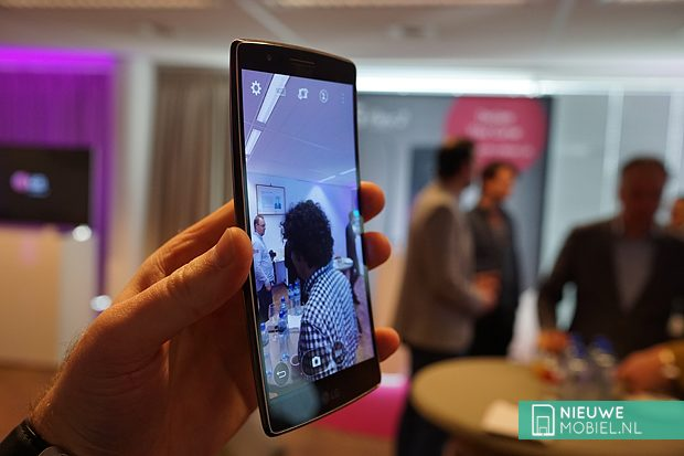 LG G Flex 2 curve hands on