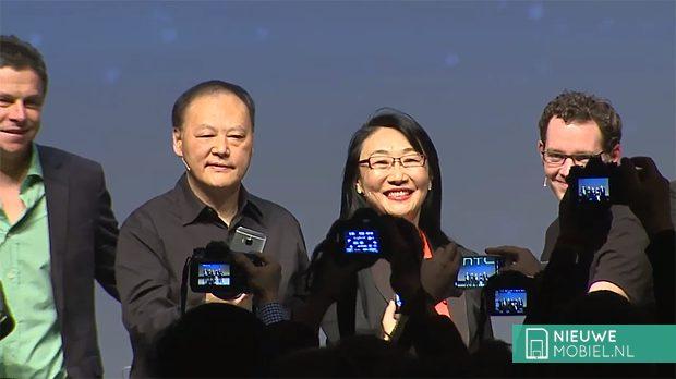 Peter Chou and Cher Wang
