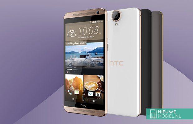 HTC One E9+ options