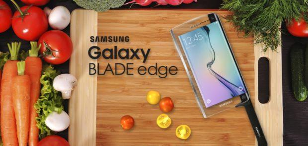 Samsung Galaxy Blade edge