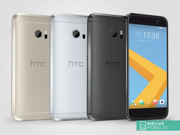 HTC 10 packshot