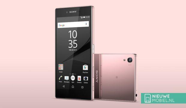Sony Xperia Z5 Premium Cherry Pink