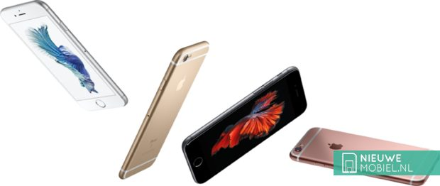 Vallende iPhone