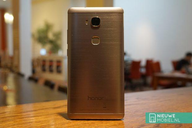 Honor 5X achterkant