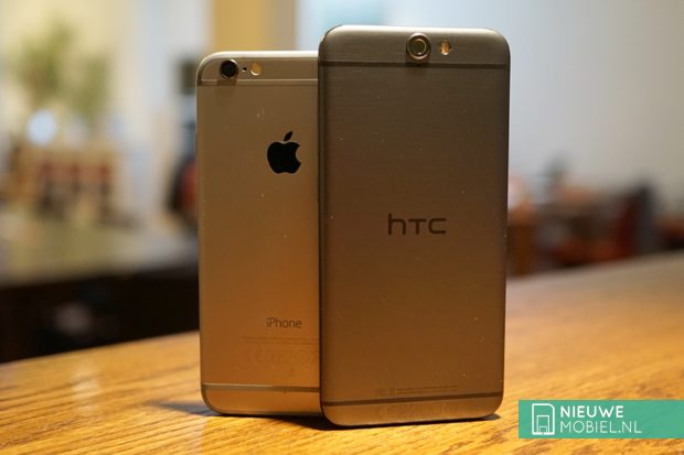 Apple iPhone 6 versus HTC One A9