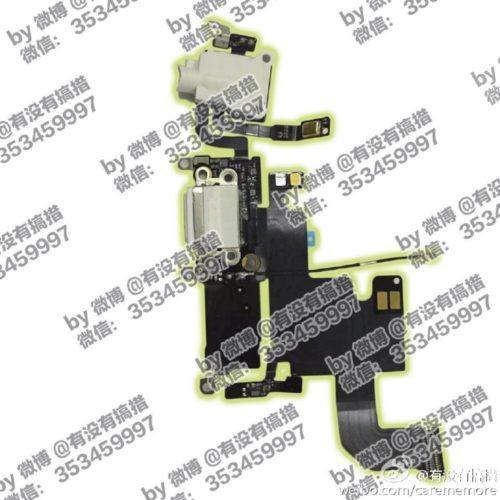 iPhone 7 koptelefoonaasluiting