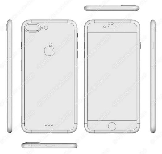 Apple iPhone 7 Plus CAD