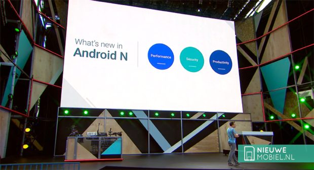 Android N speerpunten