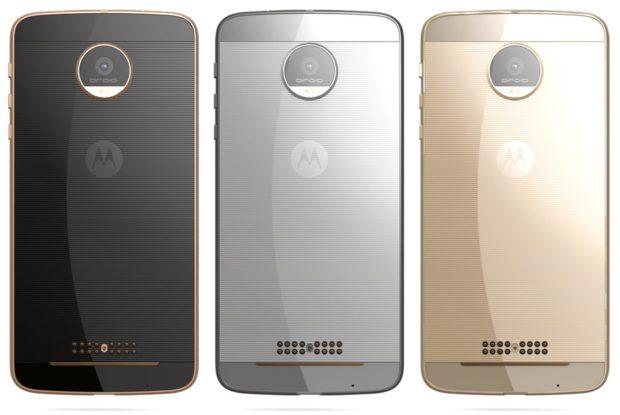 Motorola Moto Z van Lenovo