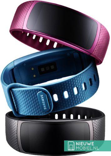 Samsung Gear Fit2 kleuren