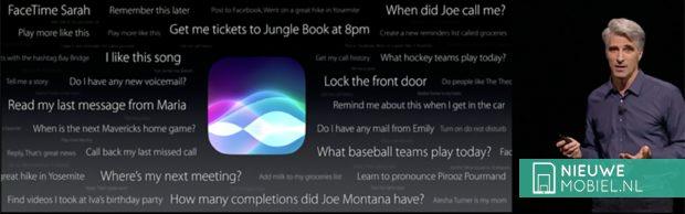 iOS 10 Siri