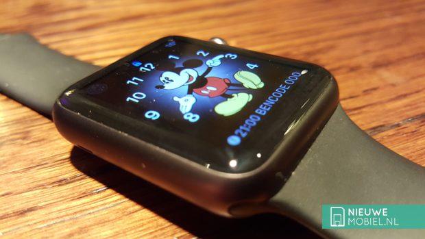 Apple Watch 1e generatie