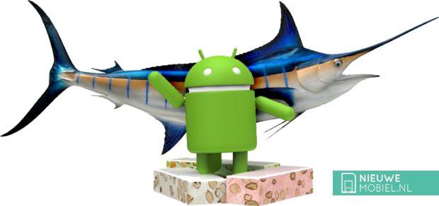 Android 7.0 Nougat Marlin
