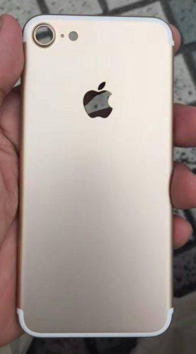 Apple iPhone 7 goud achterkantje