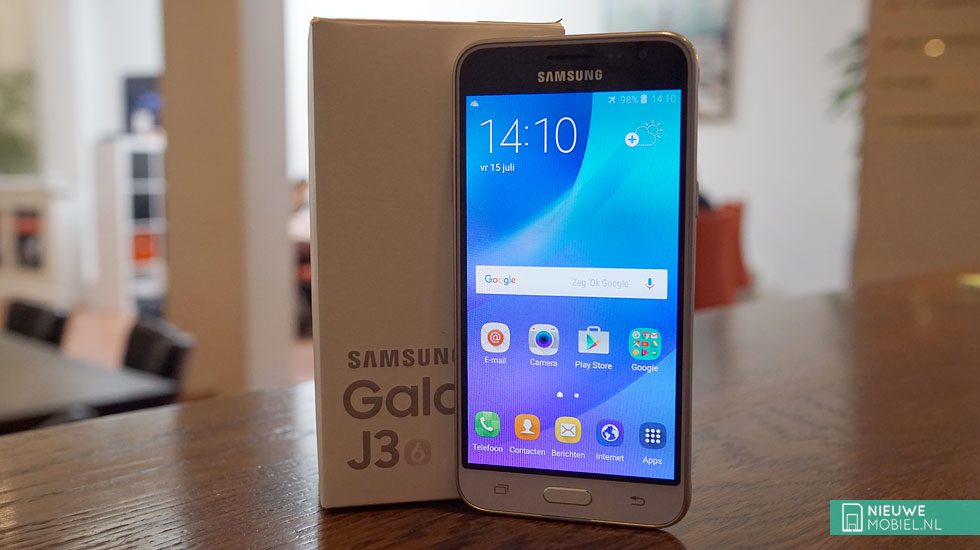 Samsung Galaxy J3 (2016) review