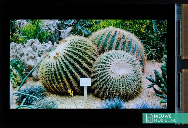 Japan Display Inc OLED-scherm