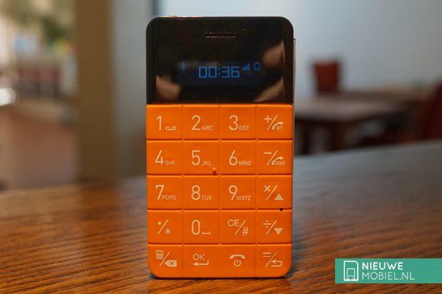Elari CardPhone voorkant
