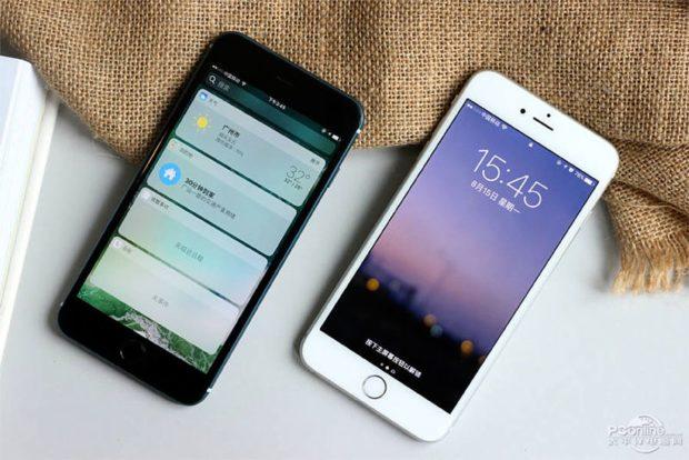 Apple iPhone 7 Plus blauw