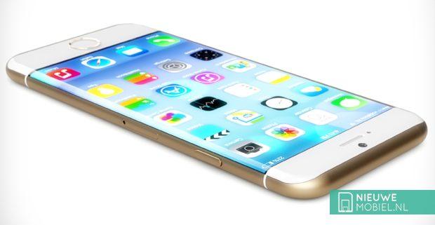 Gebogen Apple iPhone 2017