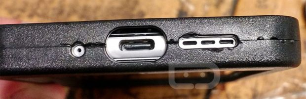 LG G5 onderkant