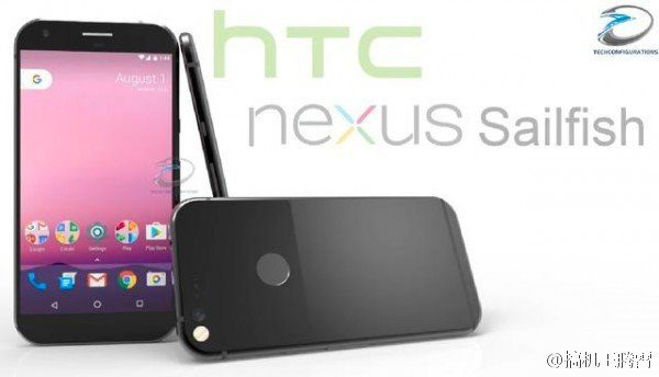 Google Nexus Sailfish van HTC