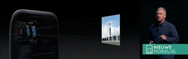 Apple iPhone 7 Plus 2x optisch inzoomen