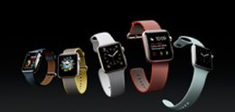 """Apple komt met """"zwemdichte"""" Watch series 2"""