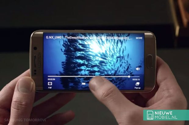 Samsung Galaxy video afspelen
