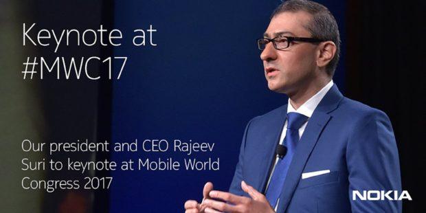 Nokia MWC17