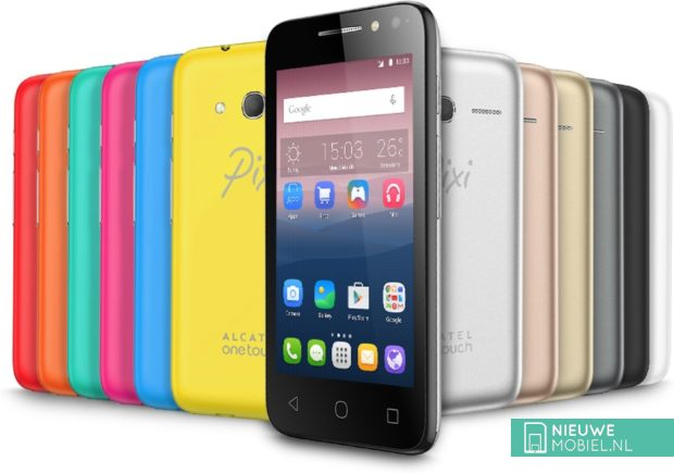 Alcatel One Touch Pixi 4 (4.0)