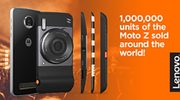 Lenovo meldt 1 miljoen verkopen Motorola Moto Z
