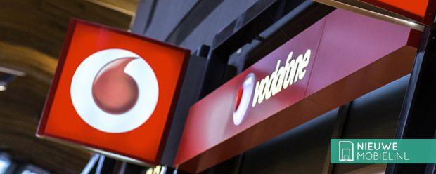 Vodafone-winkel