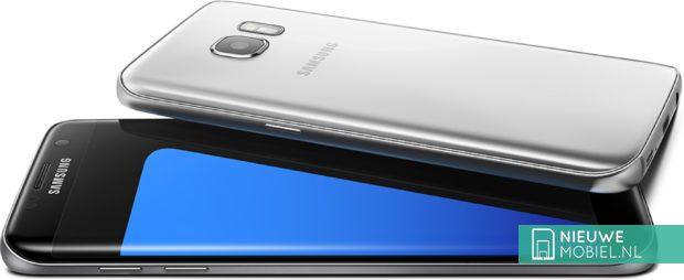 Samsung Galaxy S7 edge kleuren