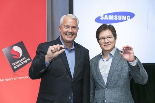 Qualcomm en Samsung kondigen Snapdragon 835 aan