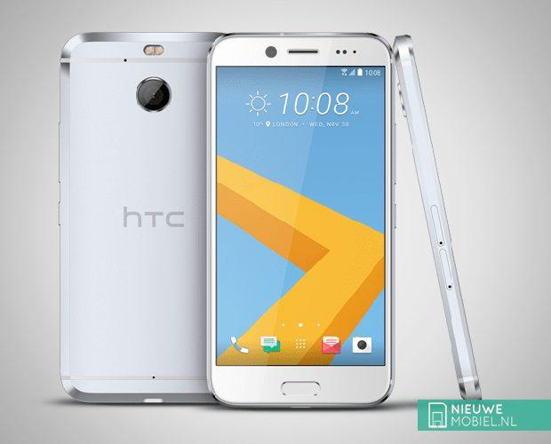HTC 10 evo zilver