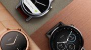 Voorlopig geen opvolger Lenovo/Motorola Moto 360 (2015)