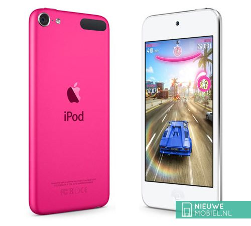 Apple iPod Touch roze