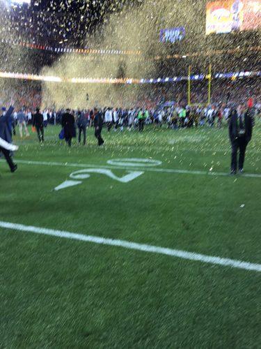 Tim Cook Super Bowl foto