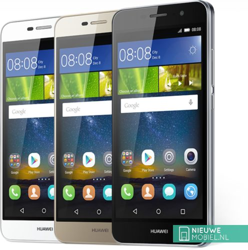 Huawei Y6 Pro kleuren