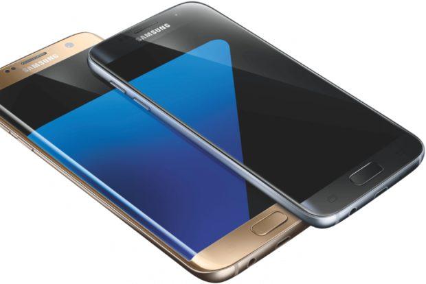 Samsung Galaxy S7 edge en de Galaxy S7