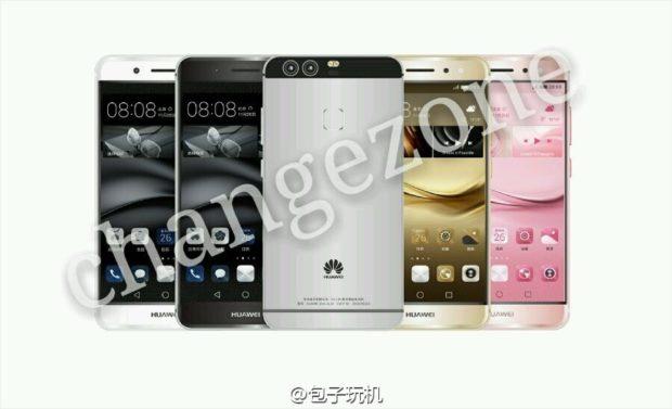 Huawei P9 uitvoeringen