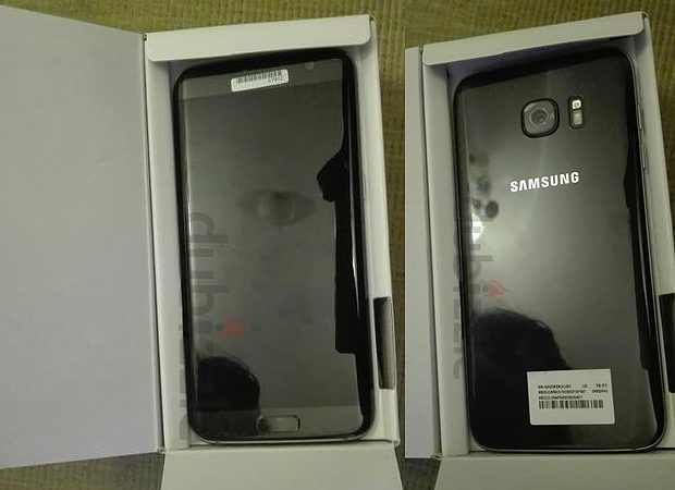 Samsung Galaxy S7 edge te koop