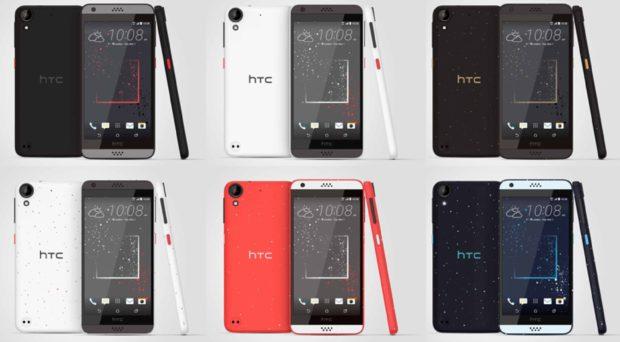 HTC Desire A16