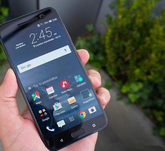 Zwarte HTC One M10