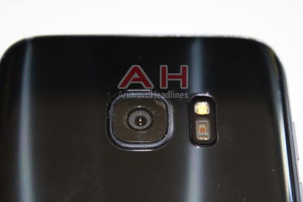 Samsung Galaxy S7 edge achterkant