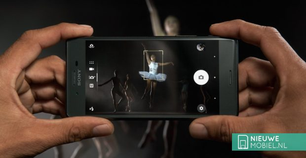 Sony Xperia X Performance camera