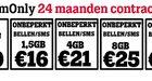 Tele2 komt met nieuwe Sim Only-bundels tot 24 GB data