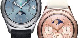 Samsung komt met roségoud en platinum uitvoering Gear S2 classic