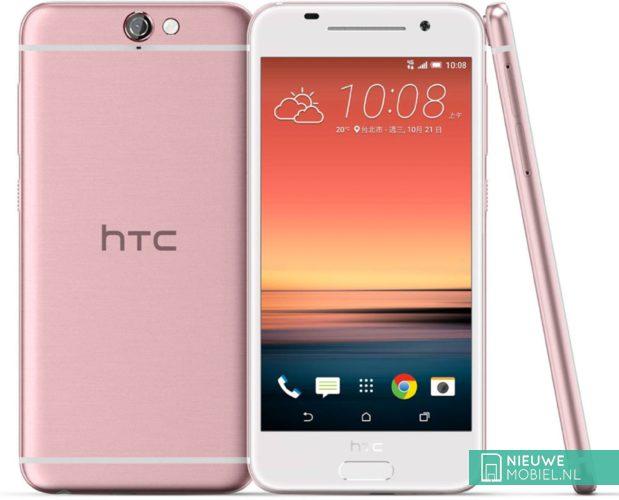 HTC One A9 roze